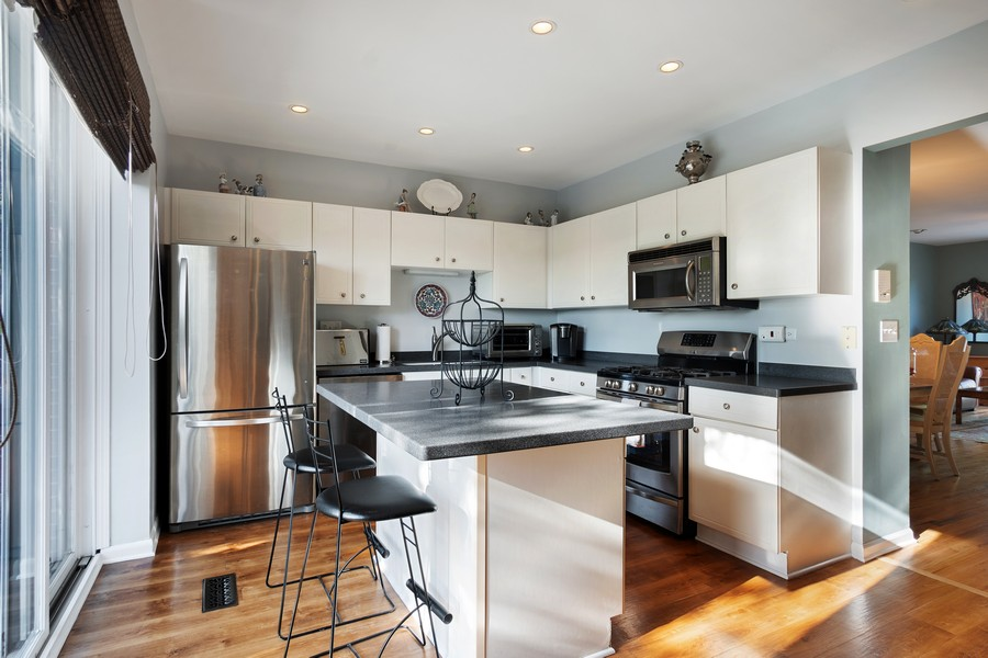 Real Estate Photography - 1349 S. Clark, Chicago, IL, 60618 - Kitchen