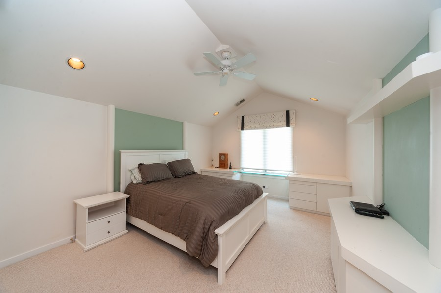 Real Estate Photography - 363 Rivershire Ct, Lincolnshire, IL, 60069 - 3rd Bedroom
