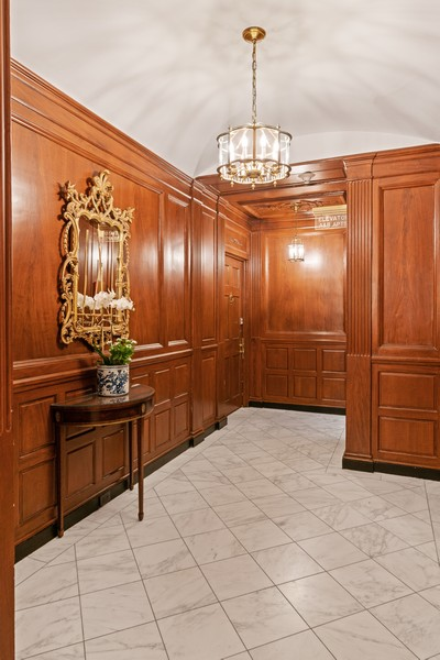 Real Estate Photography - 210 E Pearson St, Unit 7A, Chicago, IL, 60611 - Lobby