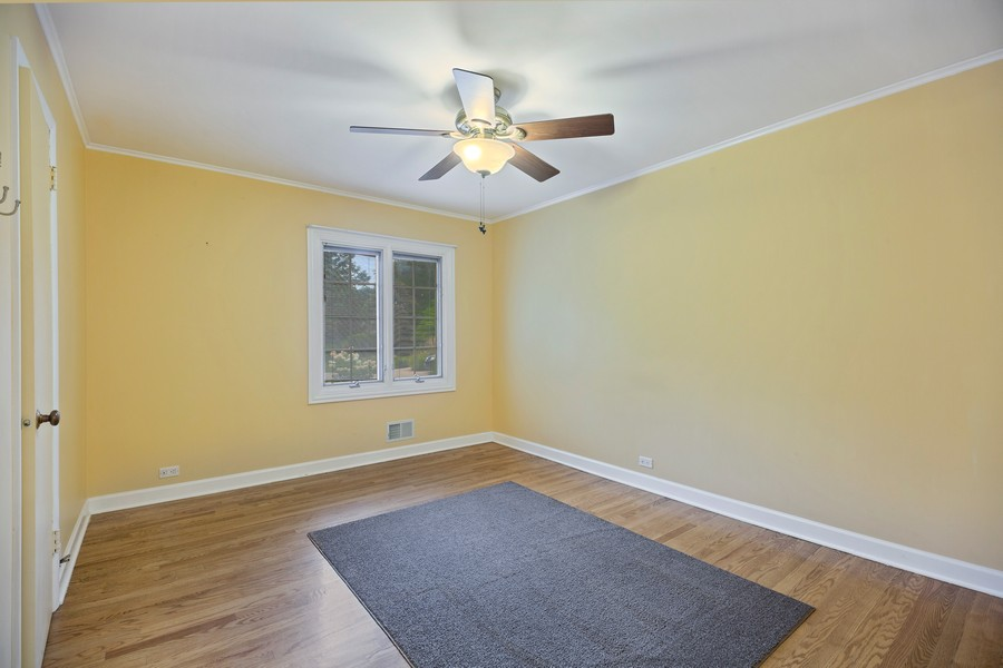 Real Estate Photography - 2316 Sumac Circle, Glenview, IL, 60025 - 2nd Bedroom