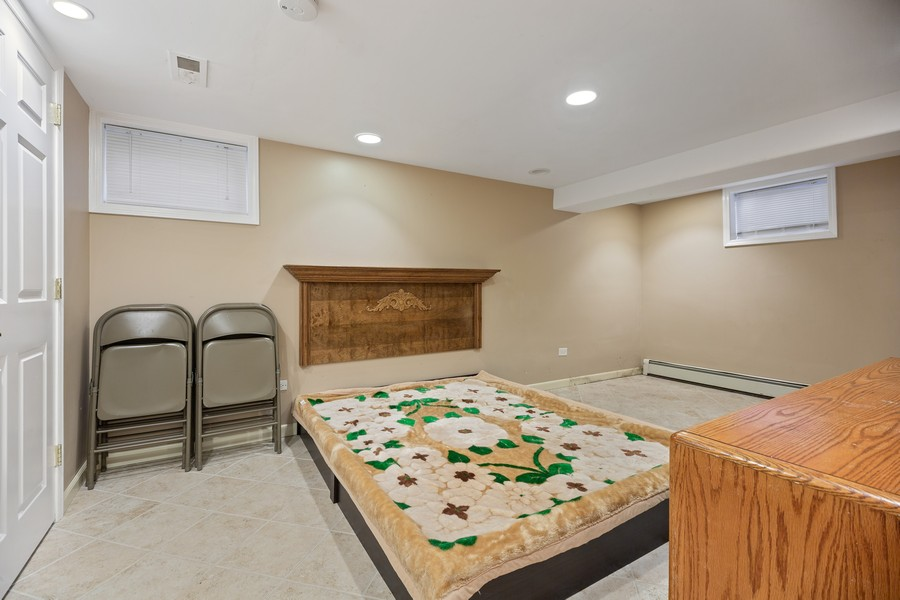 Real Estate Photography - 2316 Sumac Circle, Glenview, IL, 60025 - 4th Bedroom