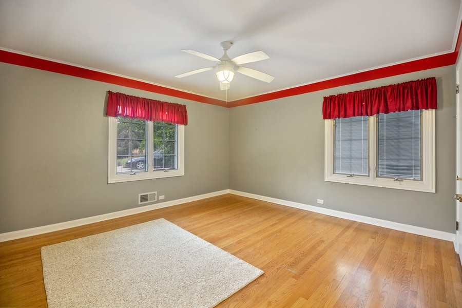 Real Estate Photography - 2316 Sumac Circle, Glenview, IL, 60025 - Bedroom