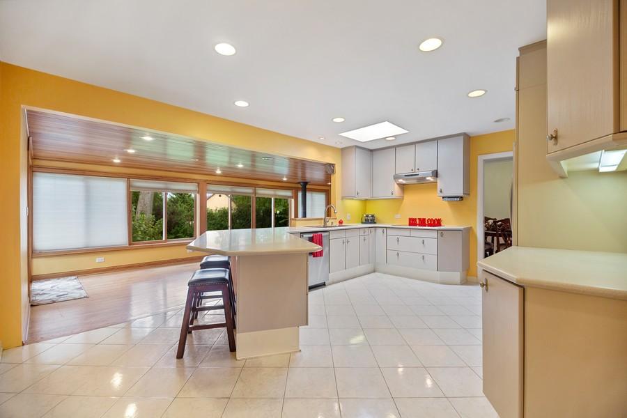 Real Estate Photography - 2316 Sumac Circle, Glenview, IL, 60025 - Kitchen