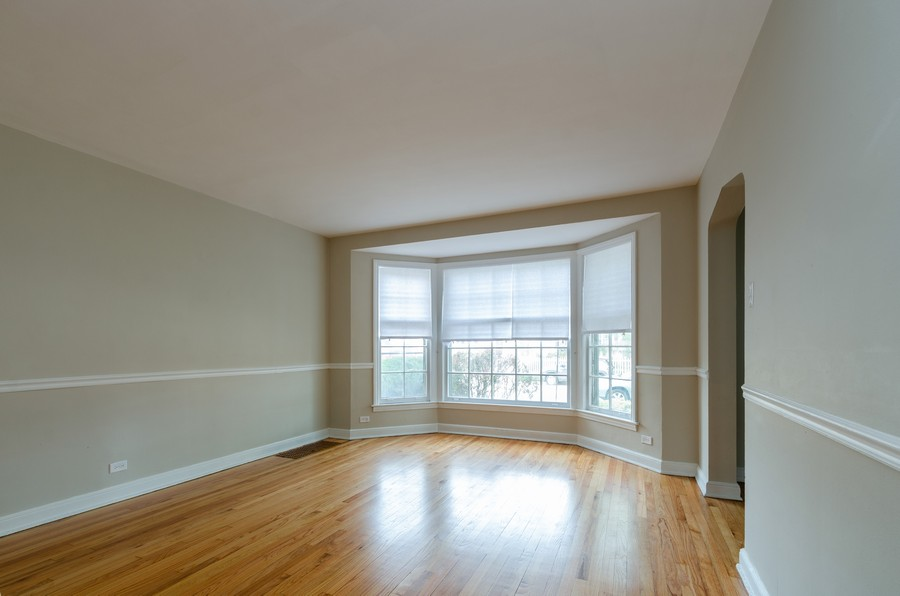 Real Estate Photography - 10758 Homan, Chicago, IL, 60655 - Living Room