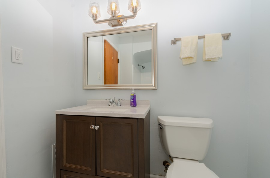 Real Estate Photography - 10758 Homan, Chicago, IL, 60655 - Bathroom