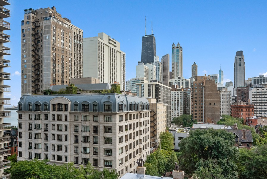 Real Estate Photography - 1310 Ritchie Court, 10B, Chicago, IL, 60610 - View