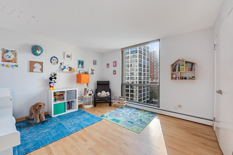 Real Estate Photography - 1310 Ritchie Court, 10B, Chicago, IL, 60610 - 2nd Bedroom