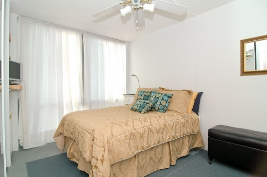 Real Estate Photography - 21 W Goethe St, Unit 12A, Chicago, IL, 60610 - 2nd Bedroom