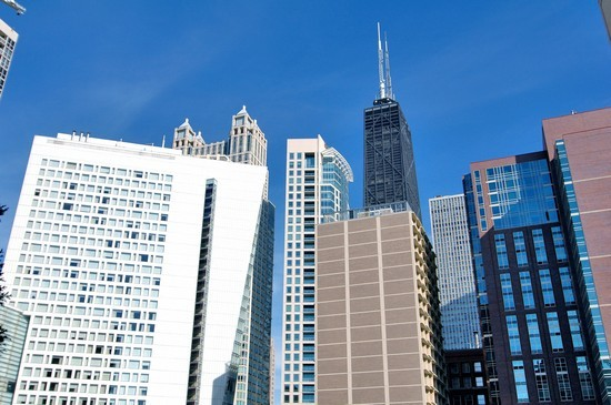 Real Estate Photography - 21 W Chestnut St, Unit 607, Chicago, IL, 60610 - View