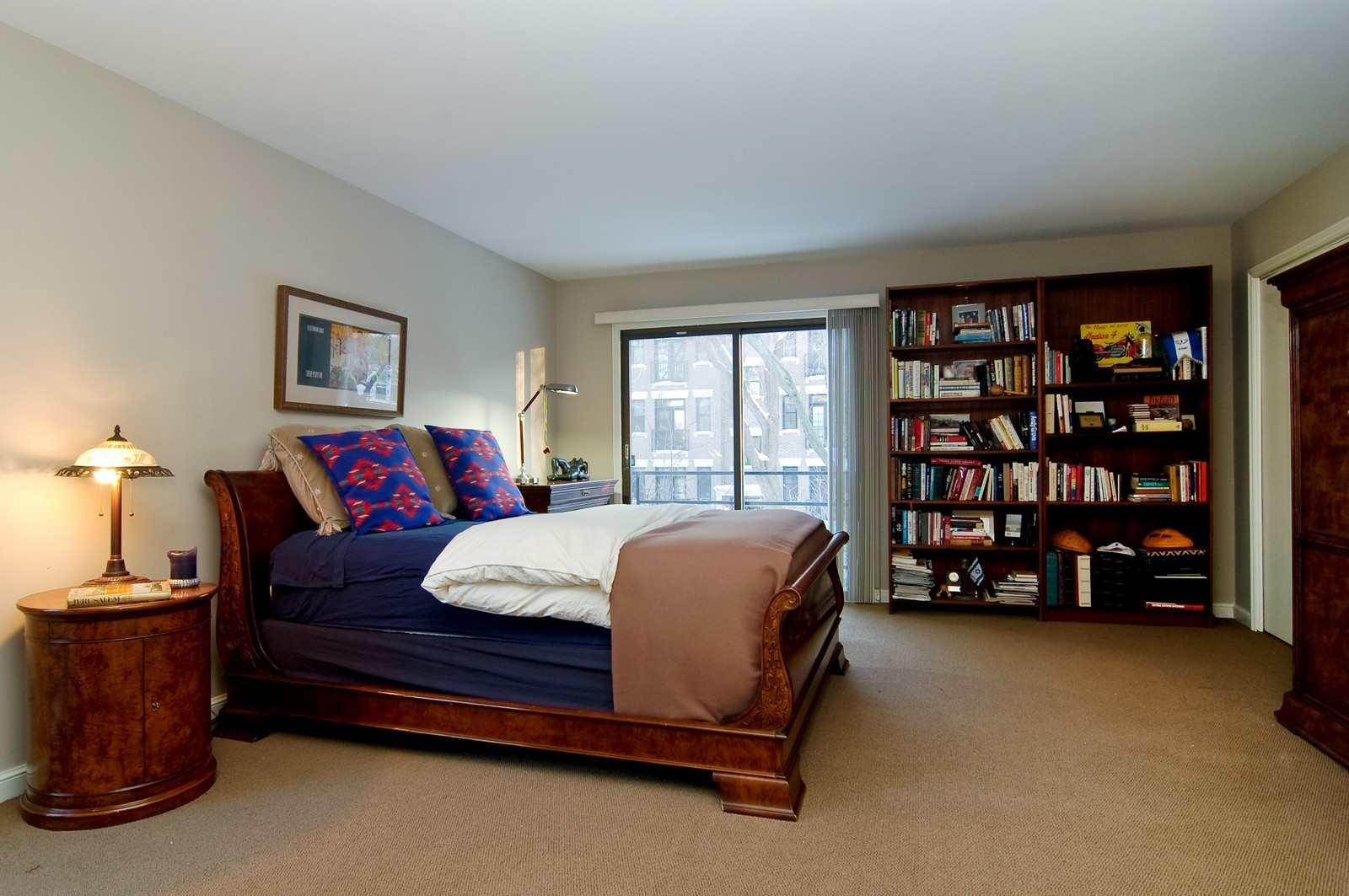 Real Estate Photography - 826 W Wolfram St, Chicago, IL, 60657 - Master Bedroom