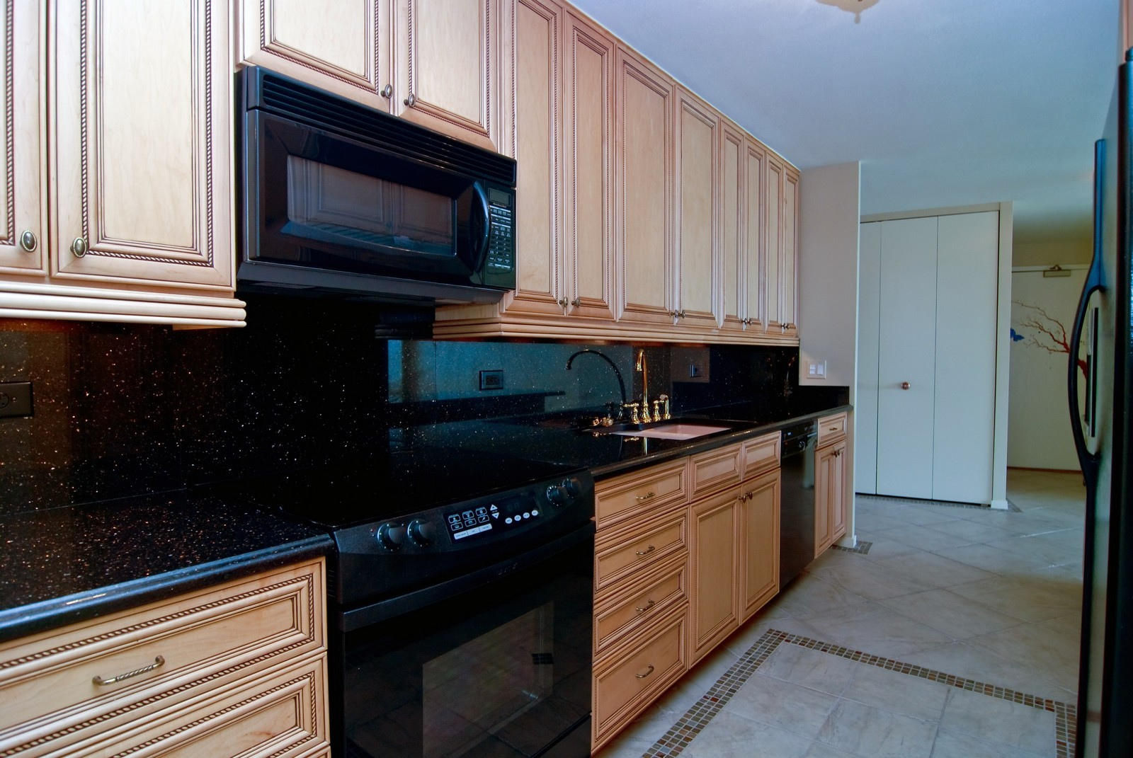 Real Estate Photography - 6101 N Sheridan Rd, Unit 4A, Chicago, IL, 60660 - Kitchen