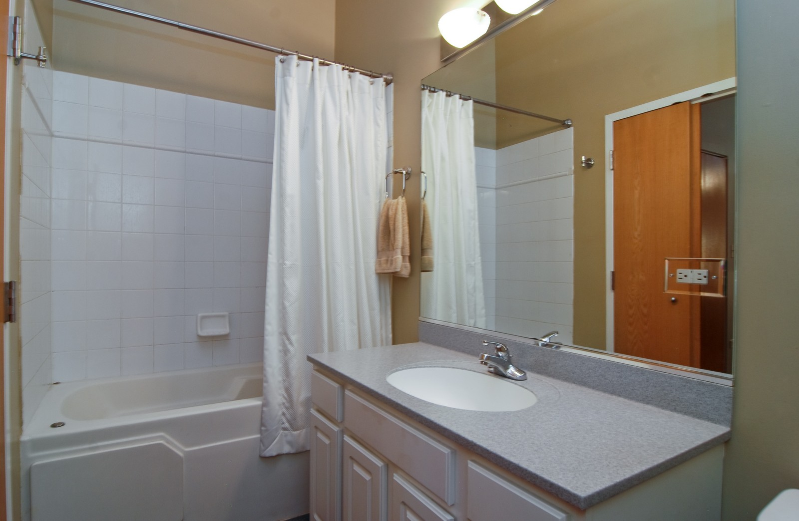 Real Estate Photography - 1601 S Michigan, Unit 305, Chicago, IL, 60616 - Bathroom