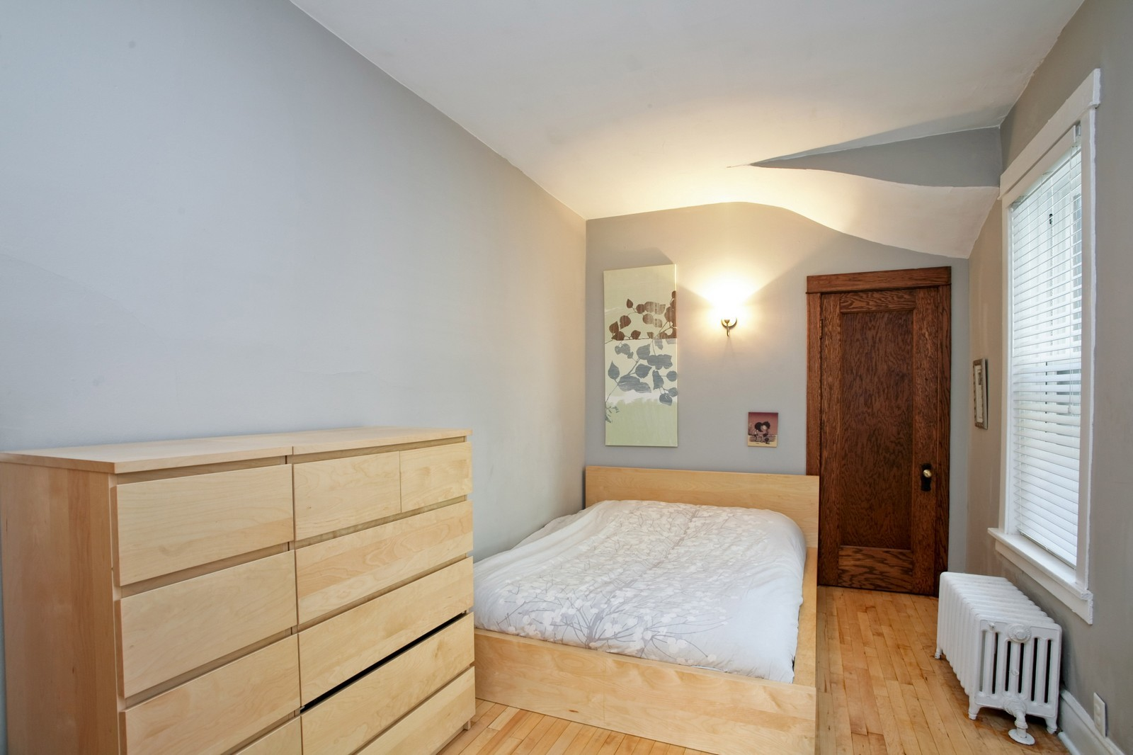 Real Estate Photography - 4113 N Ashland, Chicago, IL, 60613 - 2nd Bedroom