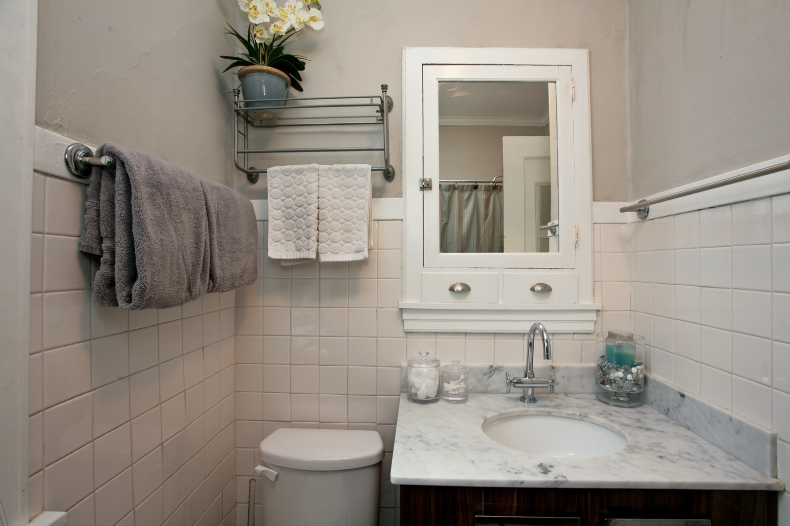 Real Estate Photography - 4113 N Ashland, Chicago, IL, 60613 - Bathroom