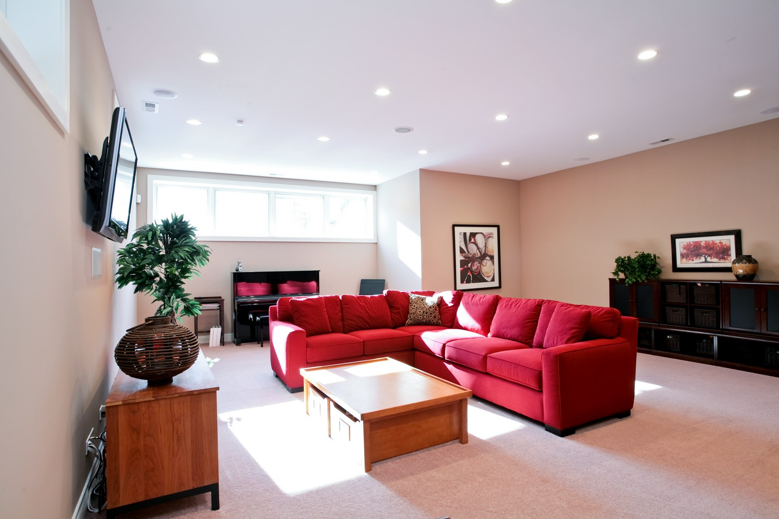 Real Estate Photography - 2340 W Ohio, Chicago, IL, 60612 - Lower Level