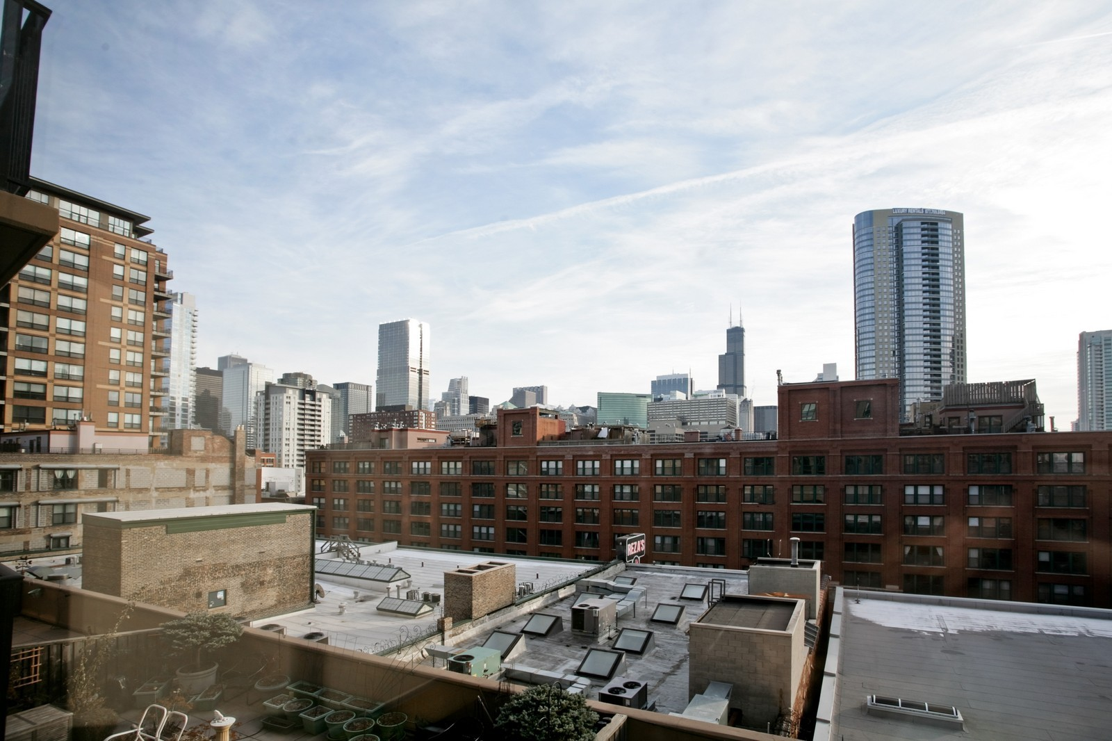 Real Estate Photography - 435 W Erie, Unit 807, Chicago, IL, 60654 - View