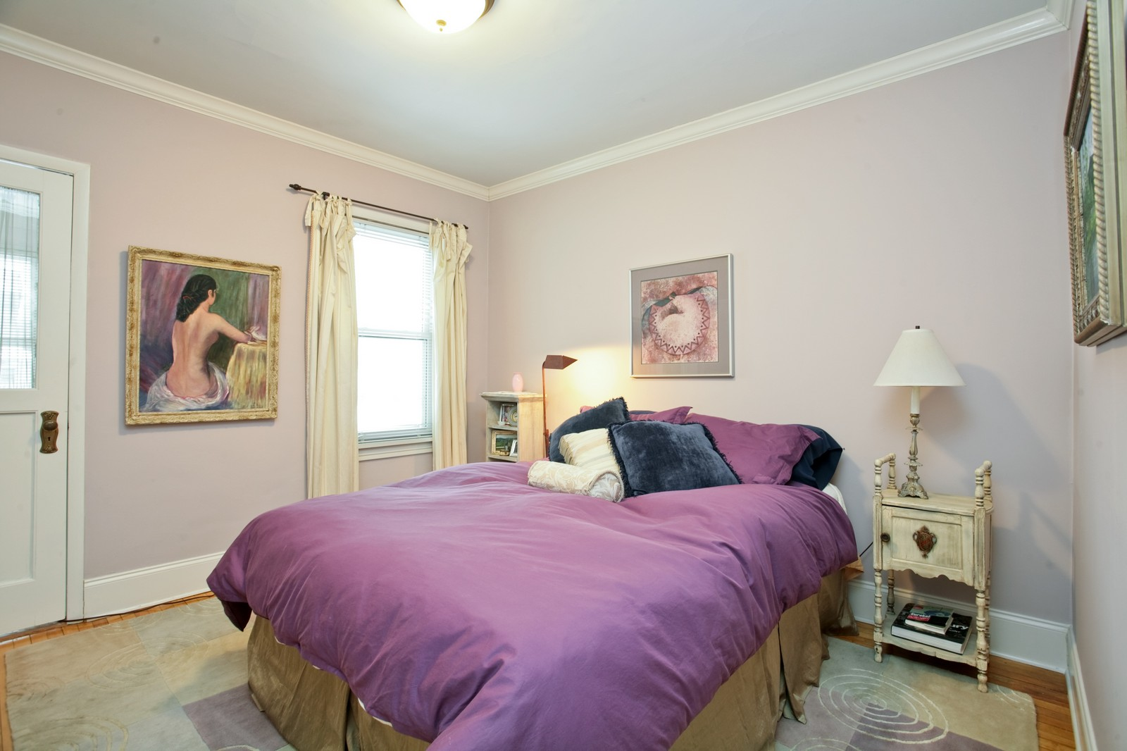 Real Estate Photography - 4549 N Springfield, Chicago, IL, 60625 - 2nd bedroom