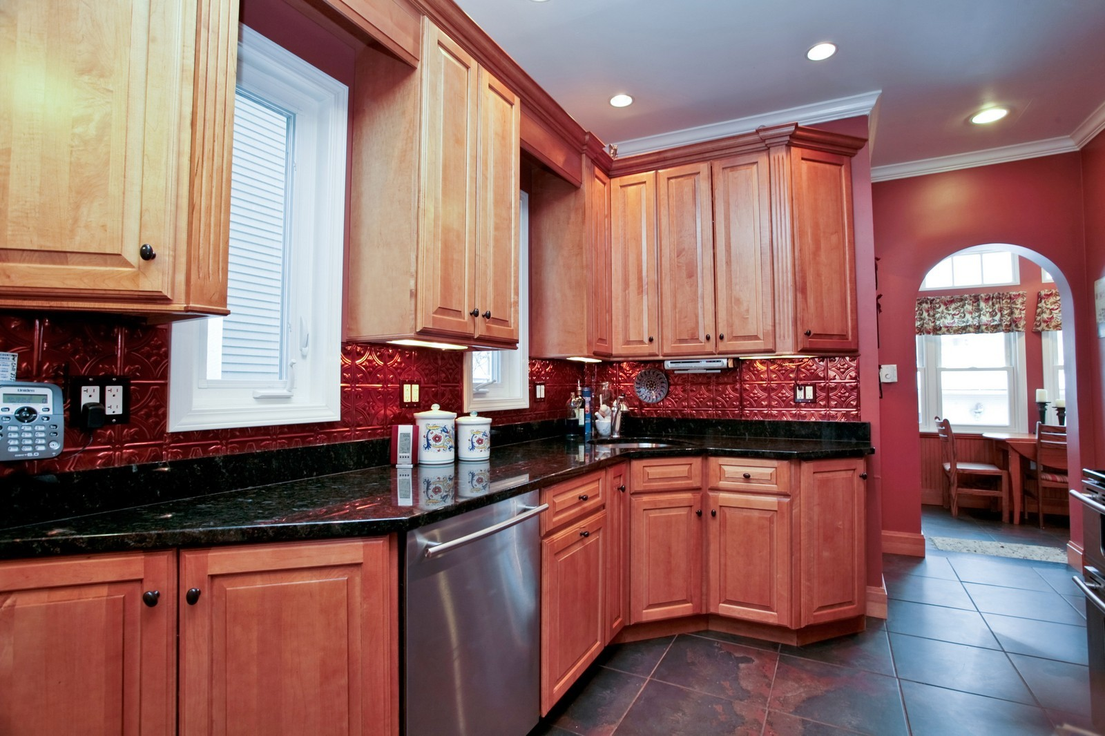 Real Estate Photography - 4549 N Springfield, Chicago, IL, 60625 - Kitchen