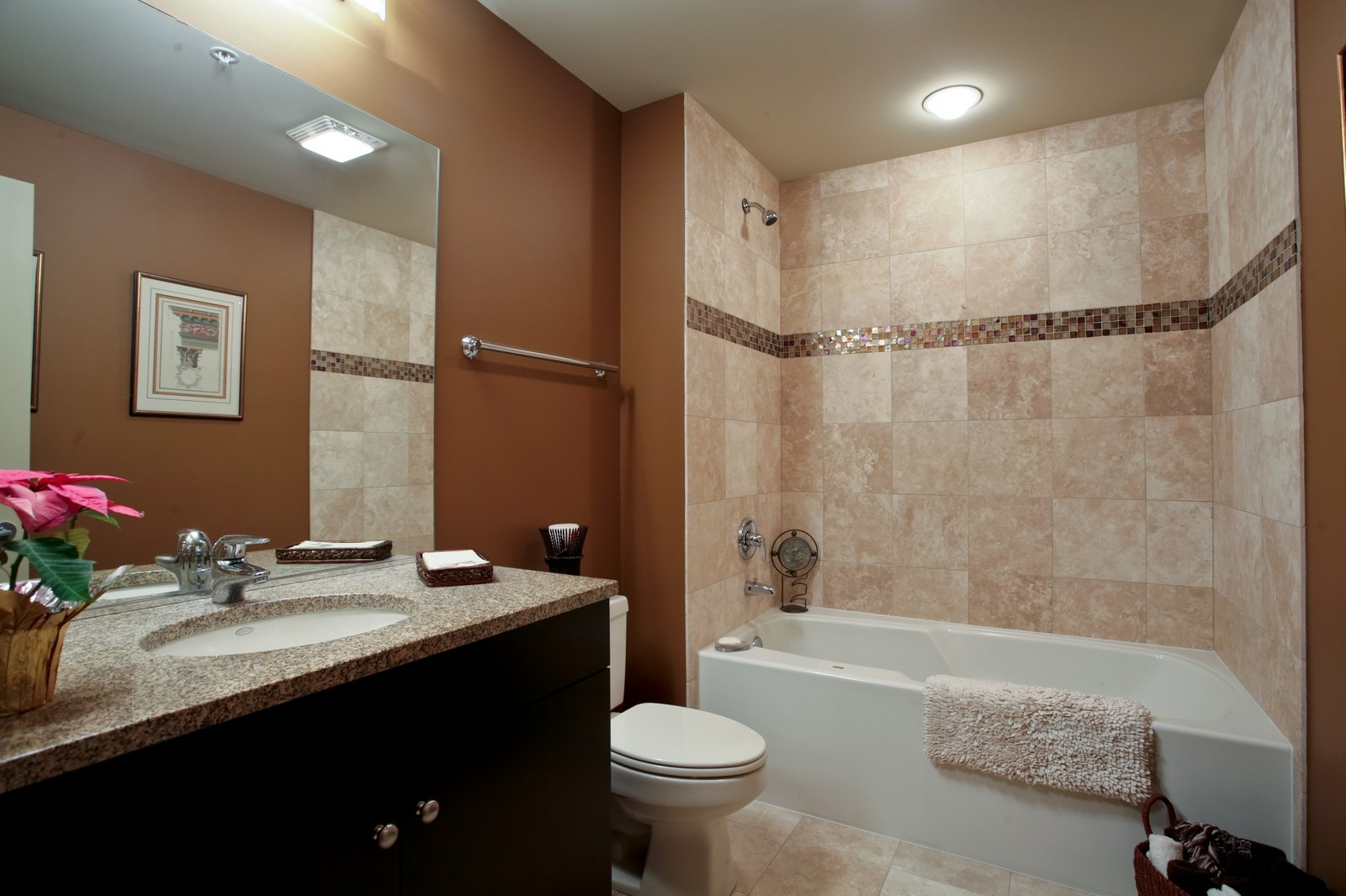 Real Estate Photography - 500 W Superior, Unit 703, Chicago, IL, 60654 - Bathroom
