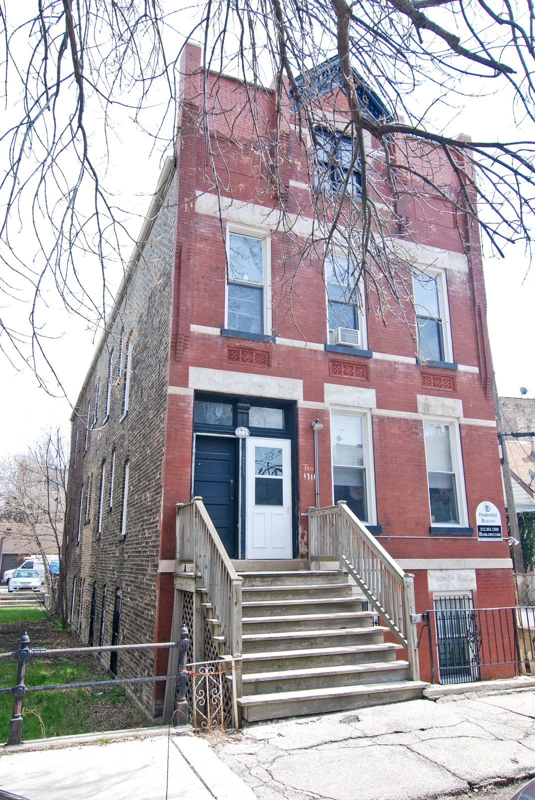 Real Estate Photography - 1711 N Windchester, Chicago, IL, 60622 - Front View