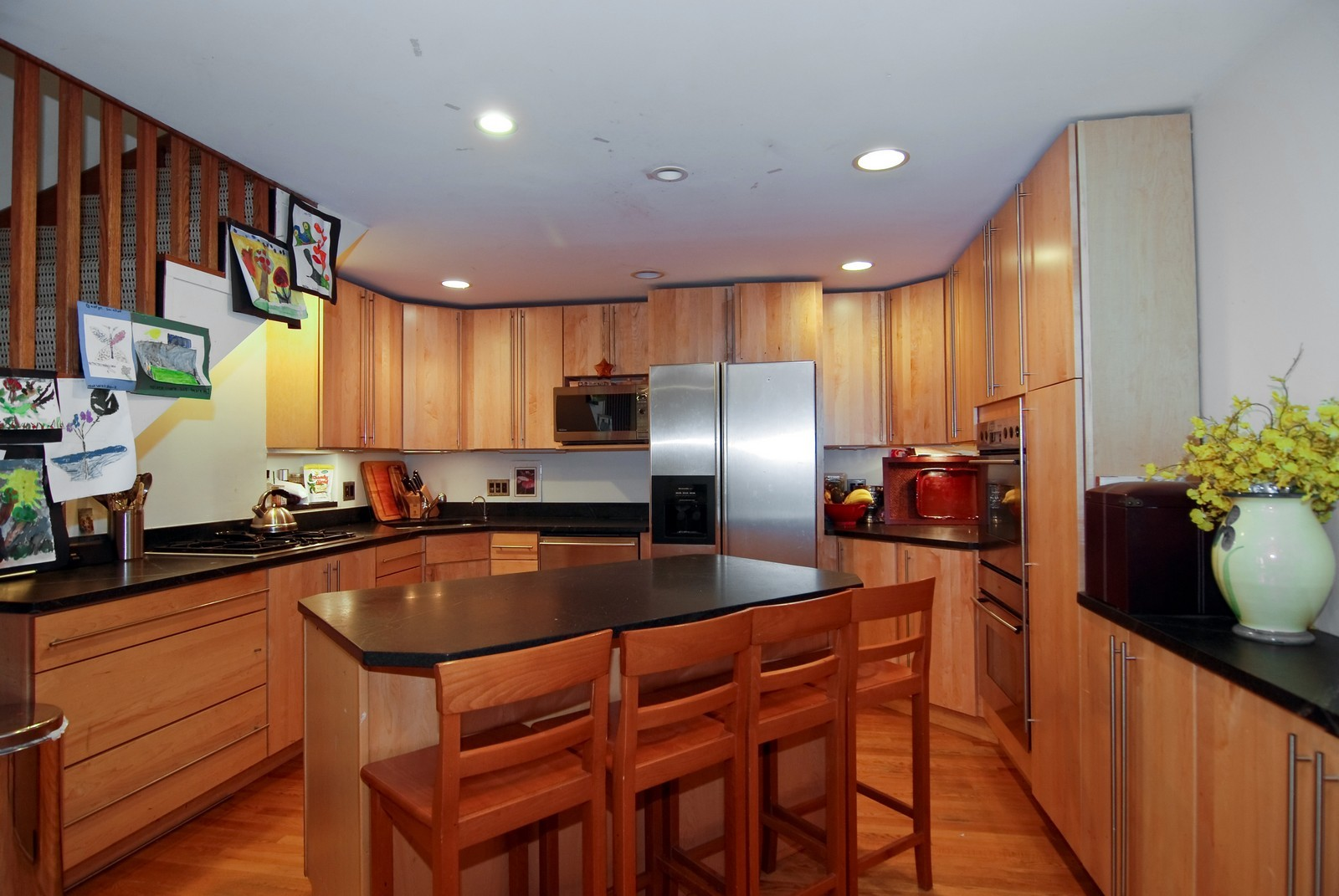 Real Estate Photography - 29 W Chestnut, Unit 3, Chicago, IL, 60610 - Kitchen