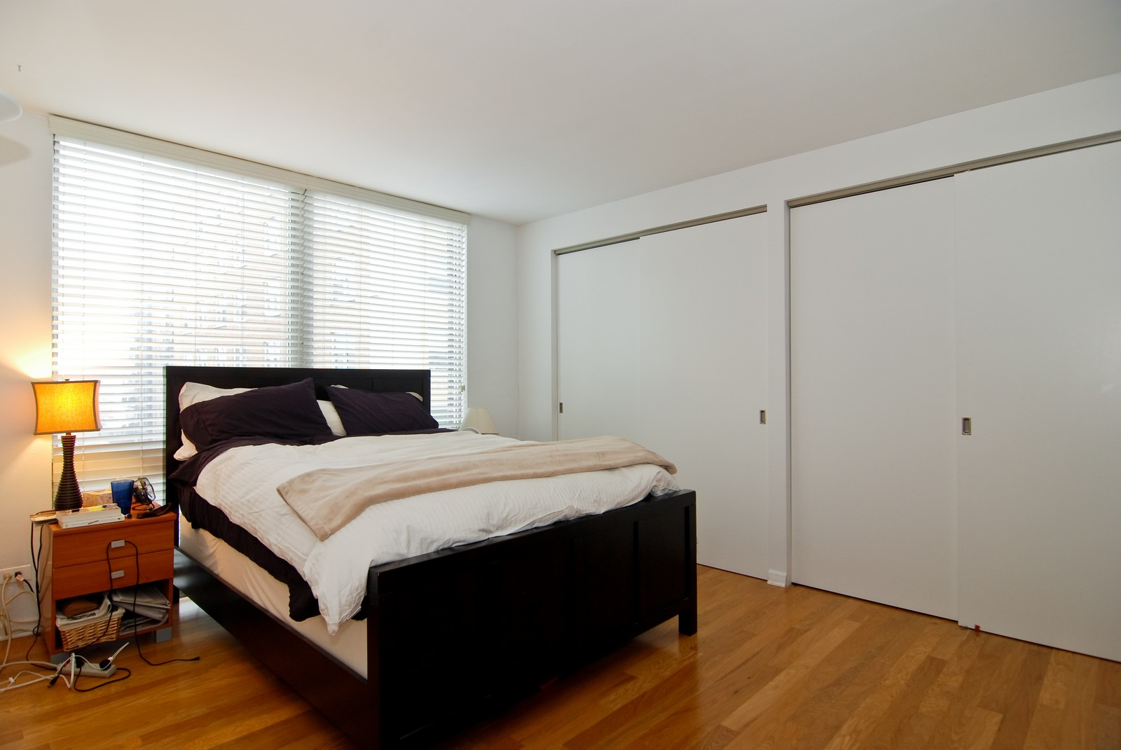 Real Estate Photography - 21 W Goethe, Unit 9F, Chicago, IL, 60610 - Bedroom
