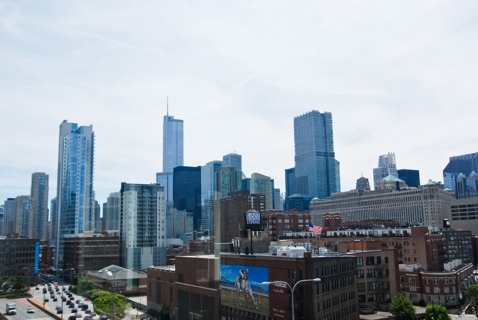 Real Estate Photography - 600 N Kingsbury, Unit 903, Chicago, IL, 60654 - View