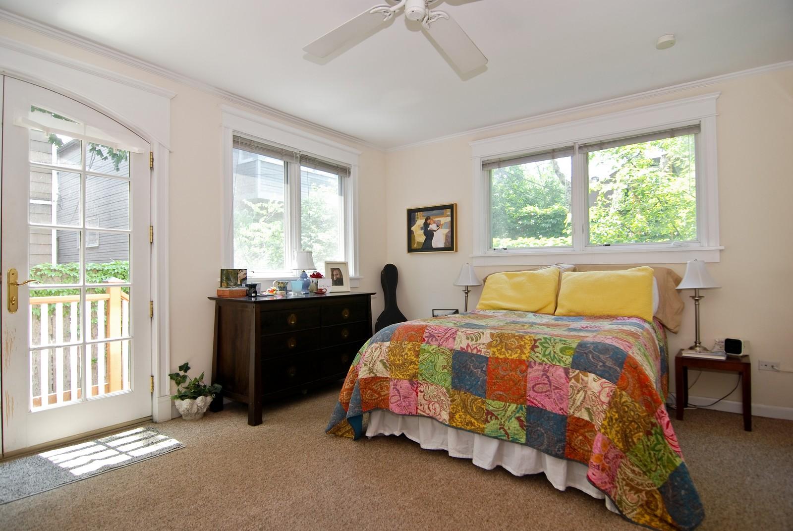 Real Estate Photography - 343 W Menomonee, Chicago, IL, 60614 - Bedroom