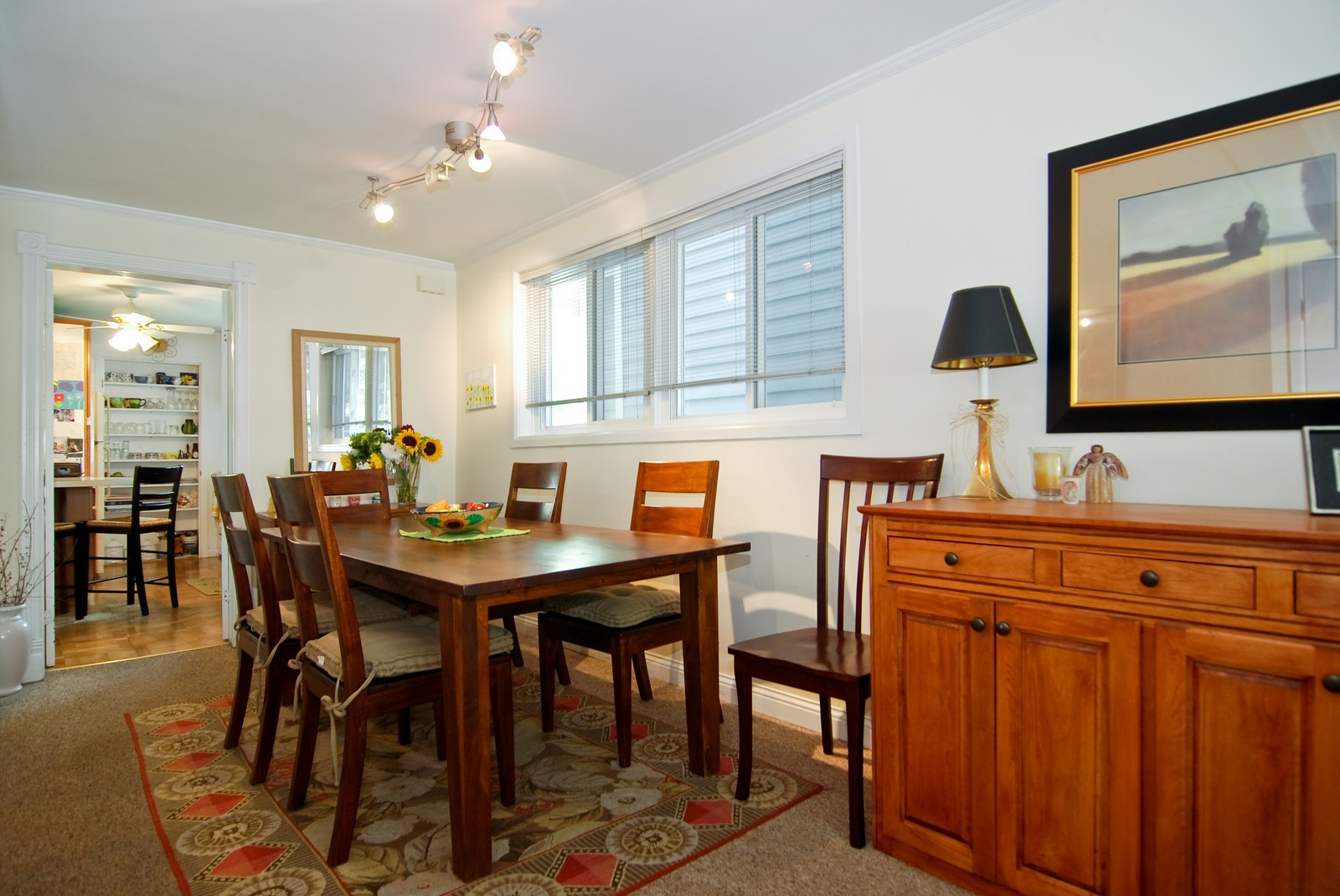 Real Estate Photography - 343 W Menomonee, Chicago, IL, 60614 - Dining Room