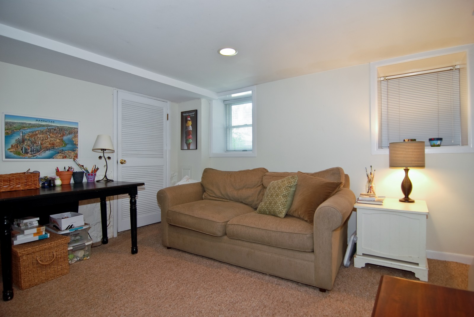 Real Estate Photography - 343 W Menomonee, Chicago, IL, 60614 - Storage