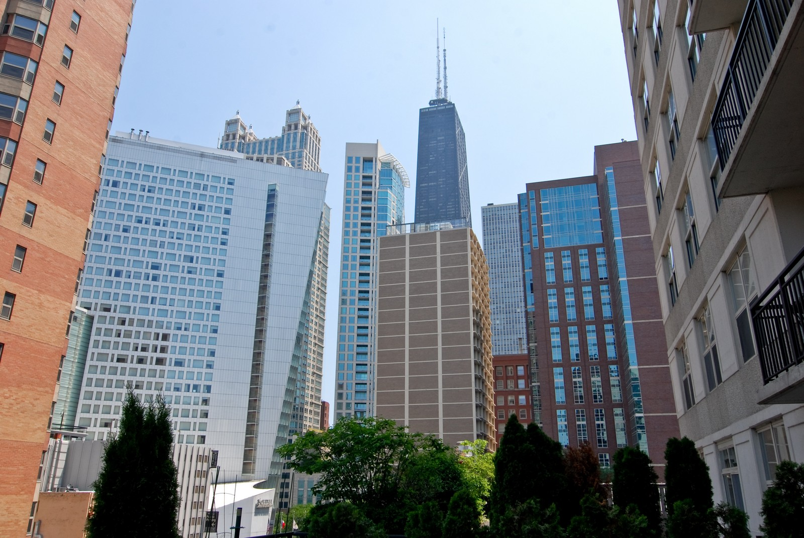 Real Estate Photography - 21 W Chestnut, Unit 505, Chicago, IL, 60611 - View