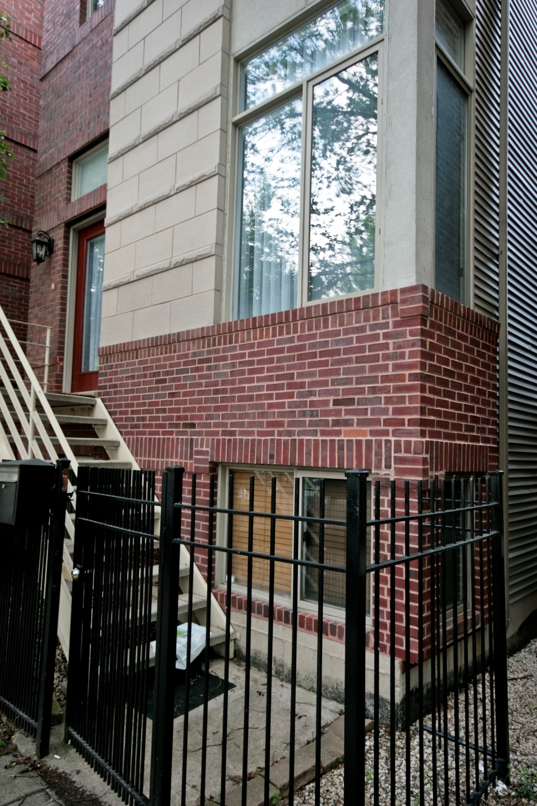 Real Estate Photography - 535 N Wood, Chicago, IL, 60622 - Front View
