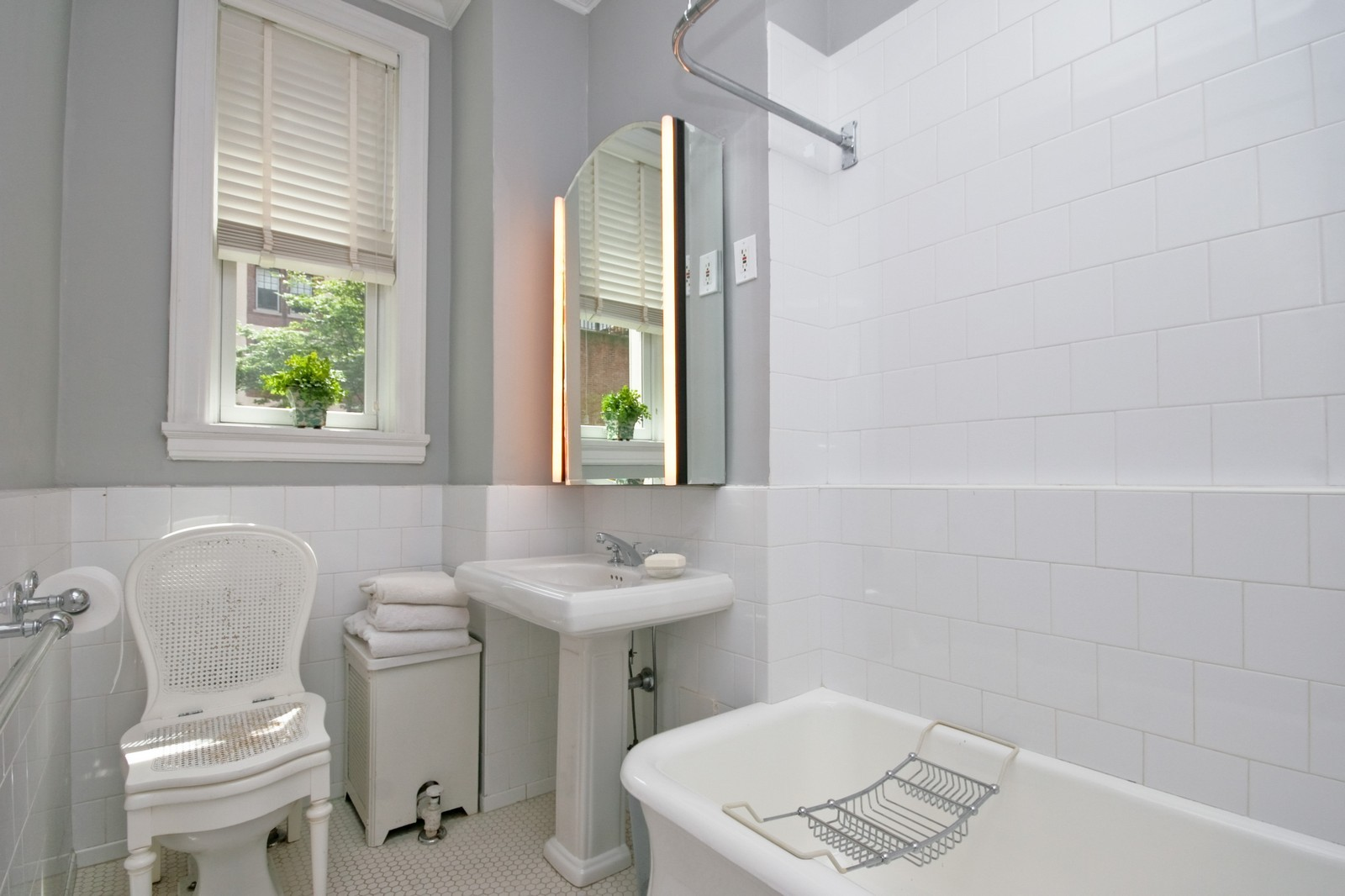 Real Estate Photography - 999 N Lake Shore, Unit 2A, Chicago, IL, 60611 - Bathroom