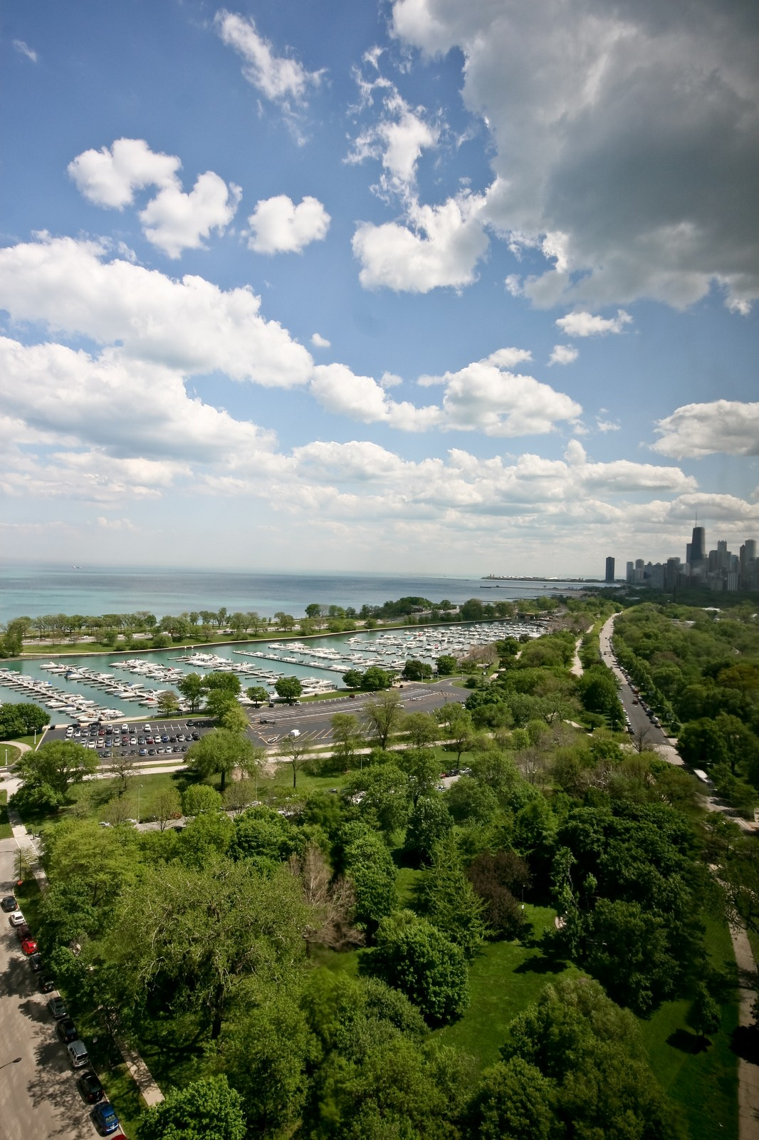 Real Estate Photography - 330 W Diversey, Unit 2308, Chicago, IL, 60657 - View