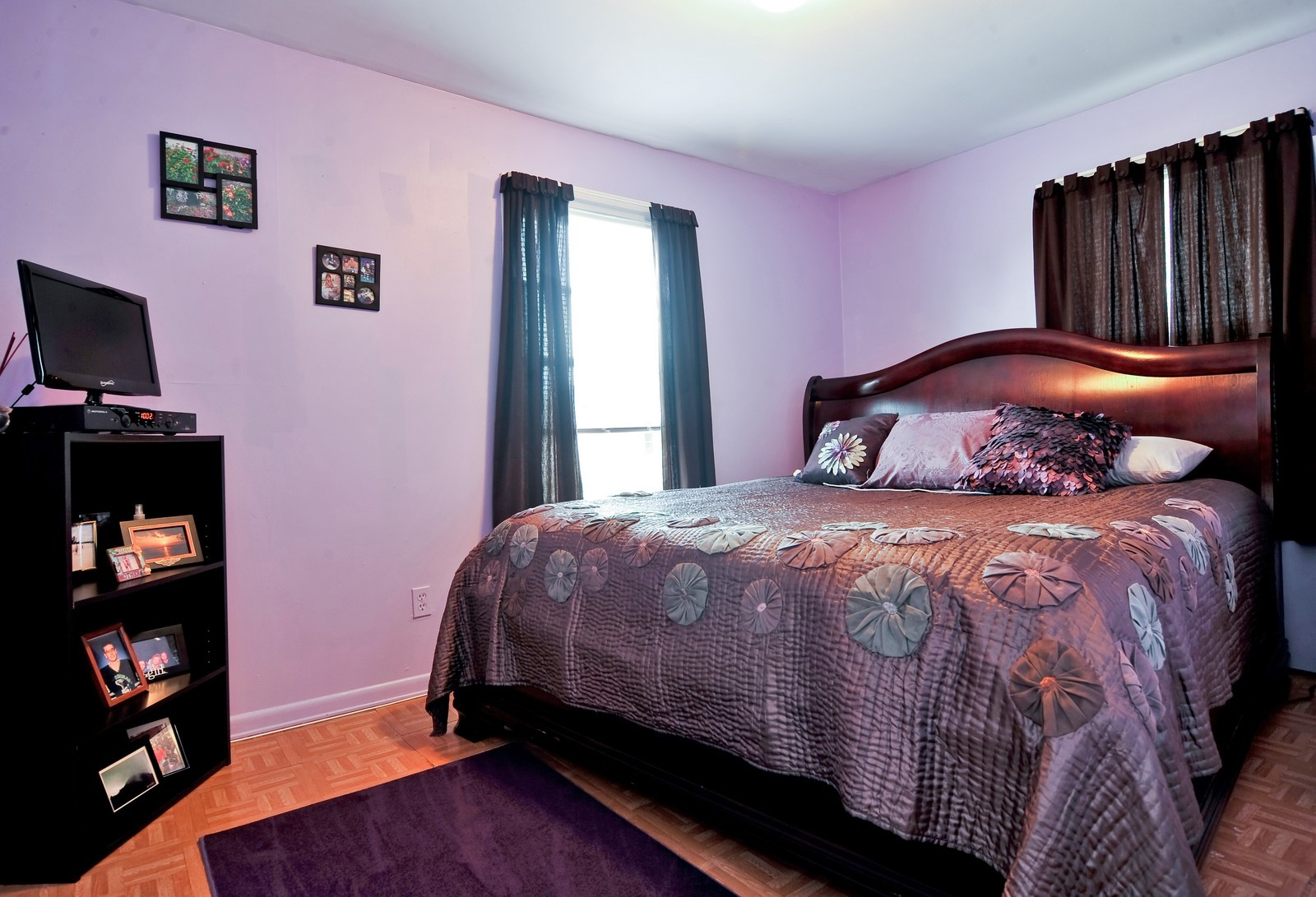 Real Estate Photography - 1924 Kelly St, Crest Hill, IL, 60435 - Master Bedroom