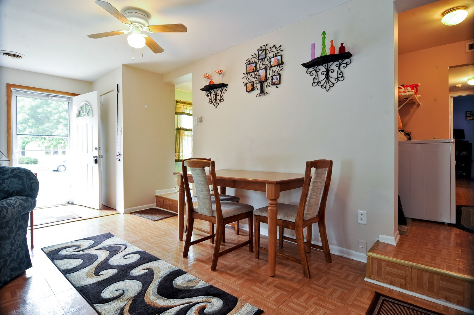 Real Estate Photography - 1924 Kelly St, Crest Hill, IL, 60435 - Dining Room