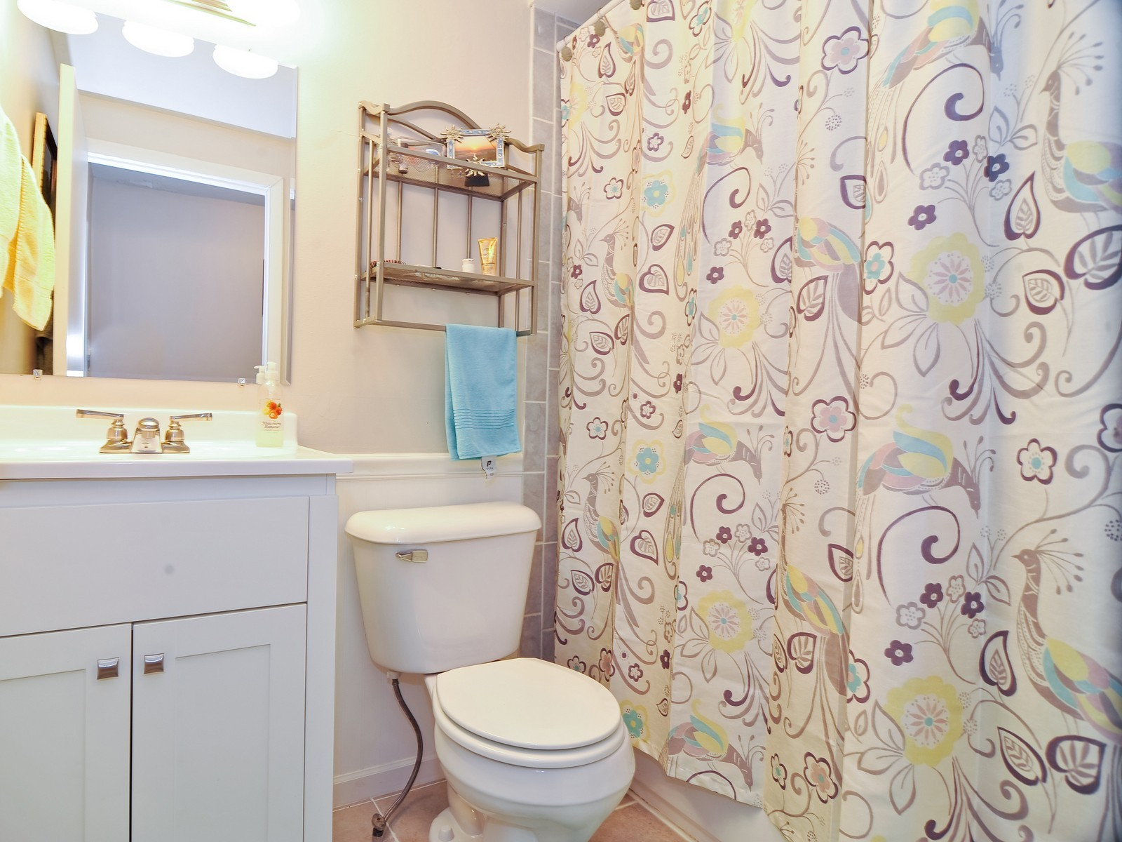 Real Estate Photography - 1924 Kelly St, Crest Hill, IL, 60435 - Bathroom
