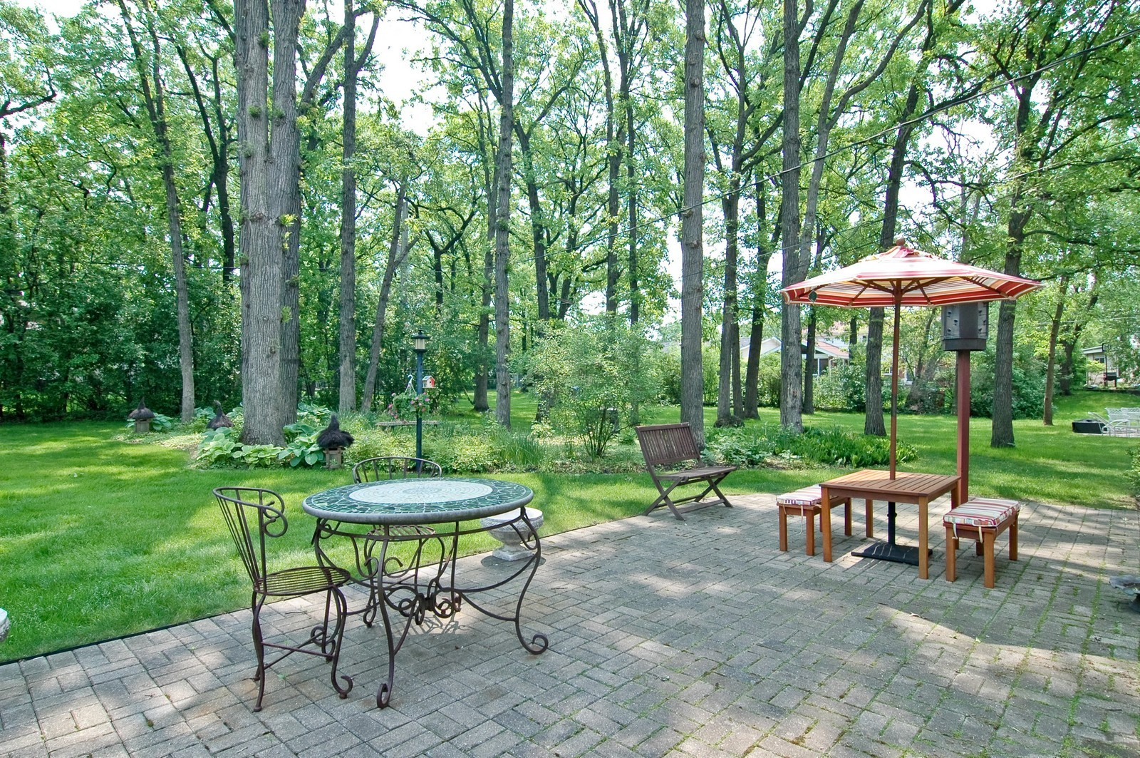 Elegant ... Real Estate Photography   1275 Lynn Terrace, Highland Park, IL, 60035    Patio ... Part 23