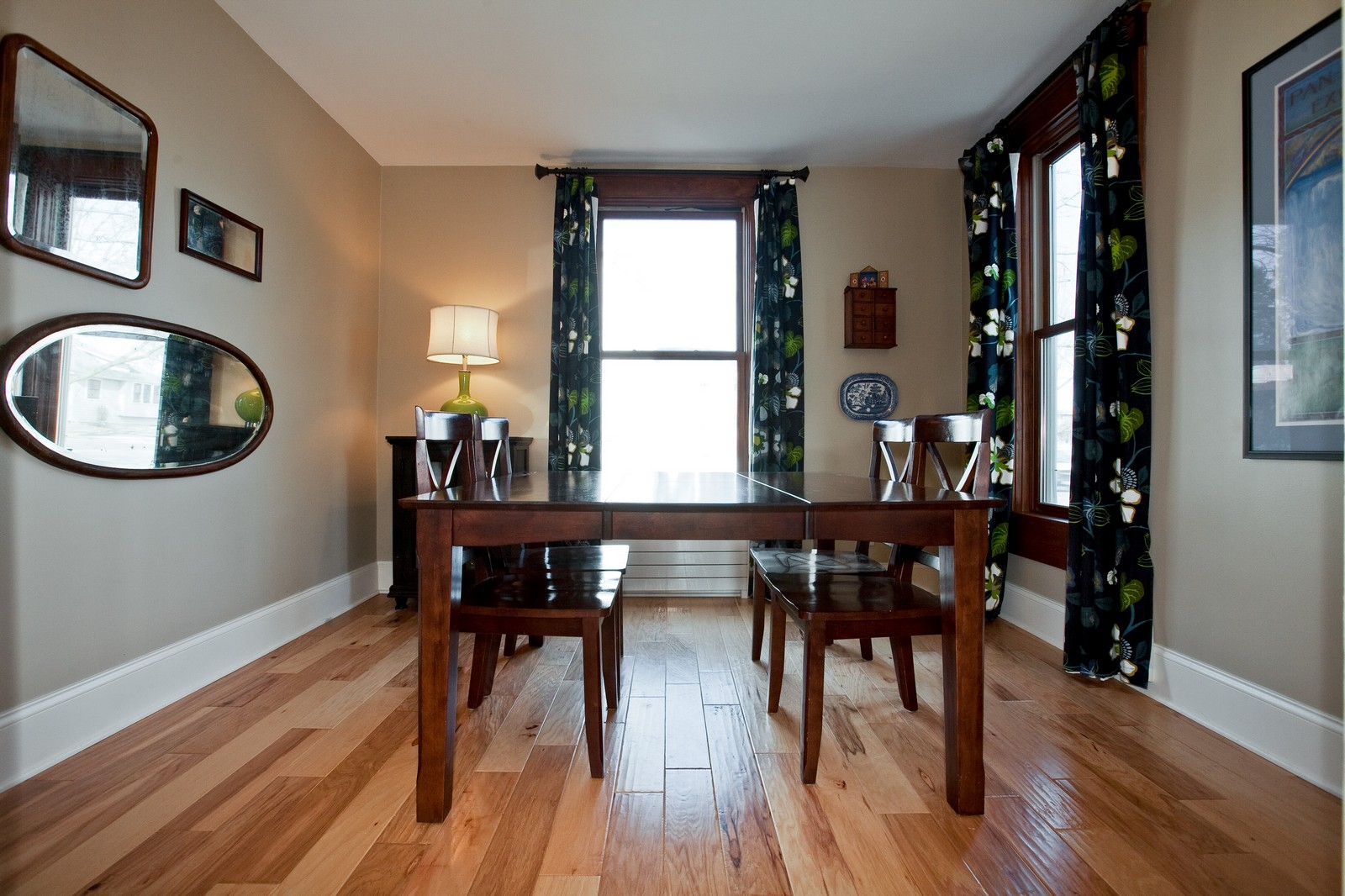 Real Estate Photography - 4540 Main St, Downers Grove, IL, 60515 - Dining Room
