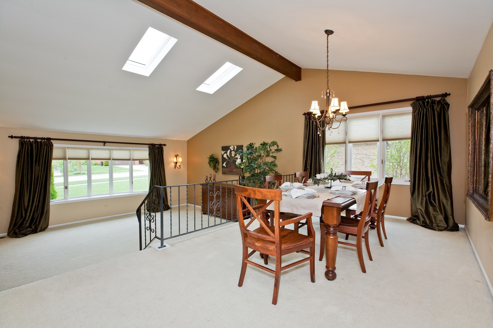 Real Estate Photography - 16W648 90th Street, Willowbrook, IL, 60527 - Dining Room