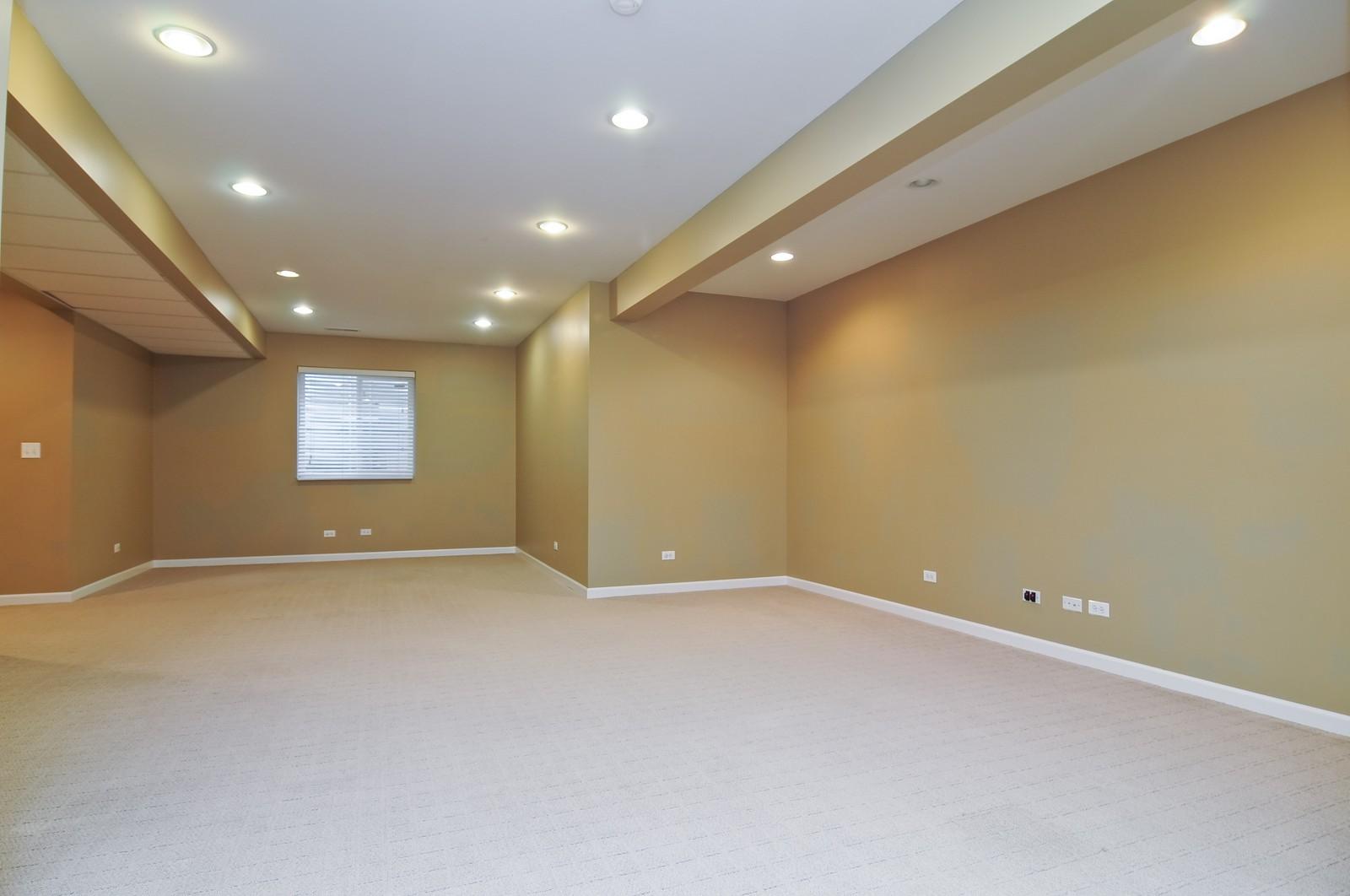 Real Estate Photography - 1580 McClellan Dr., Lindenhurst, IL, 60046 - Basement
