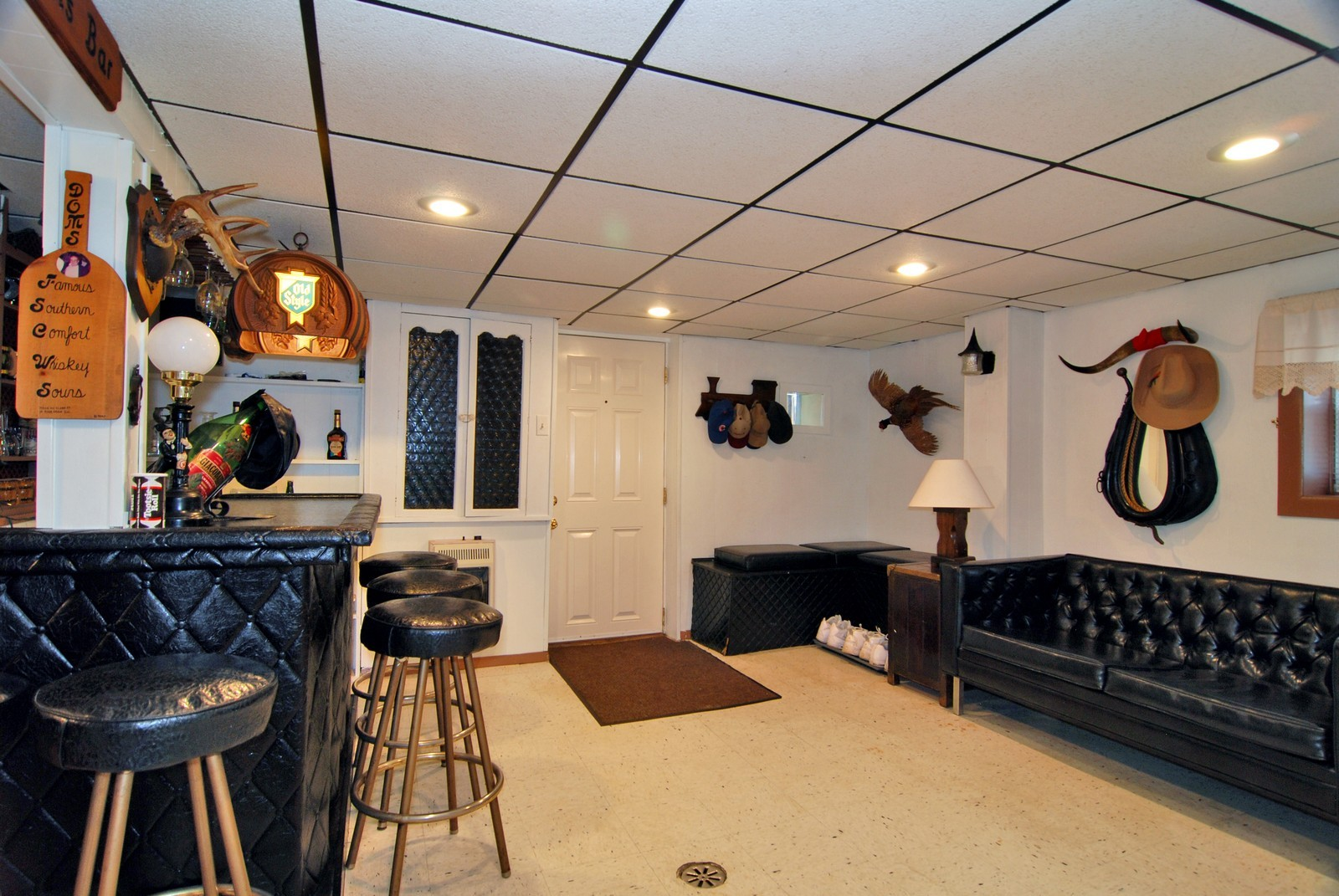 Real Estate Photography - 2563 Clarke Street, River Grove, IL, 60171 - Basement