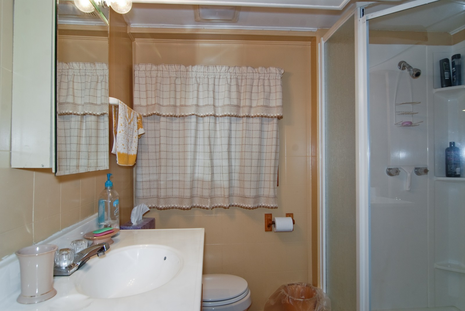 Real Estate Photography - 2563 Clarke Street, River Grove, IL, 60171 - Bathroom