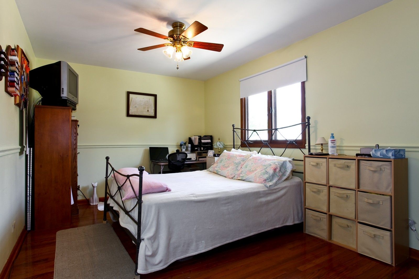 Real Estate Photography - 26W464 Cooley, Winfield, IL, 60190 - Bedroom