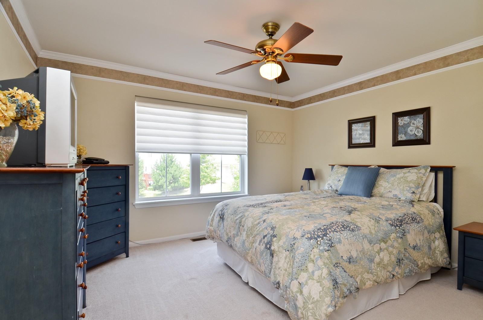 Real Estate Photography - 3025 Pleasant Plains Drive, St. Charles, IL, 60175 - 2nd Bedroom