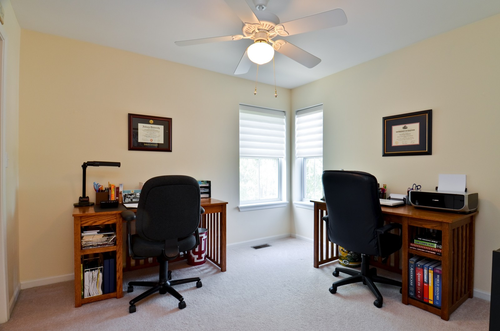 Real Estate Photography - 3025 Pleasant Plains Drive, St. Charles, IL, 60175 - 3rd Bedroom