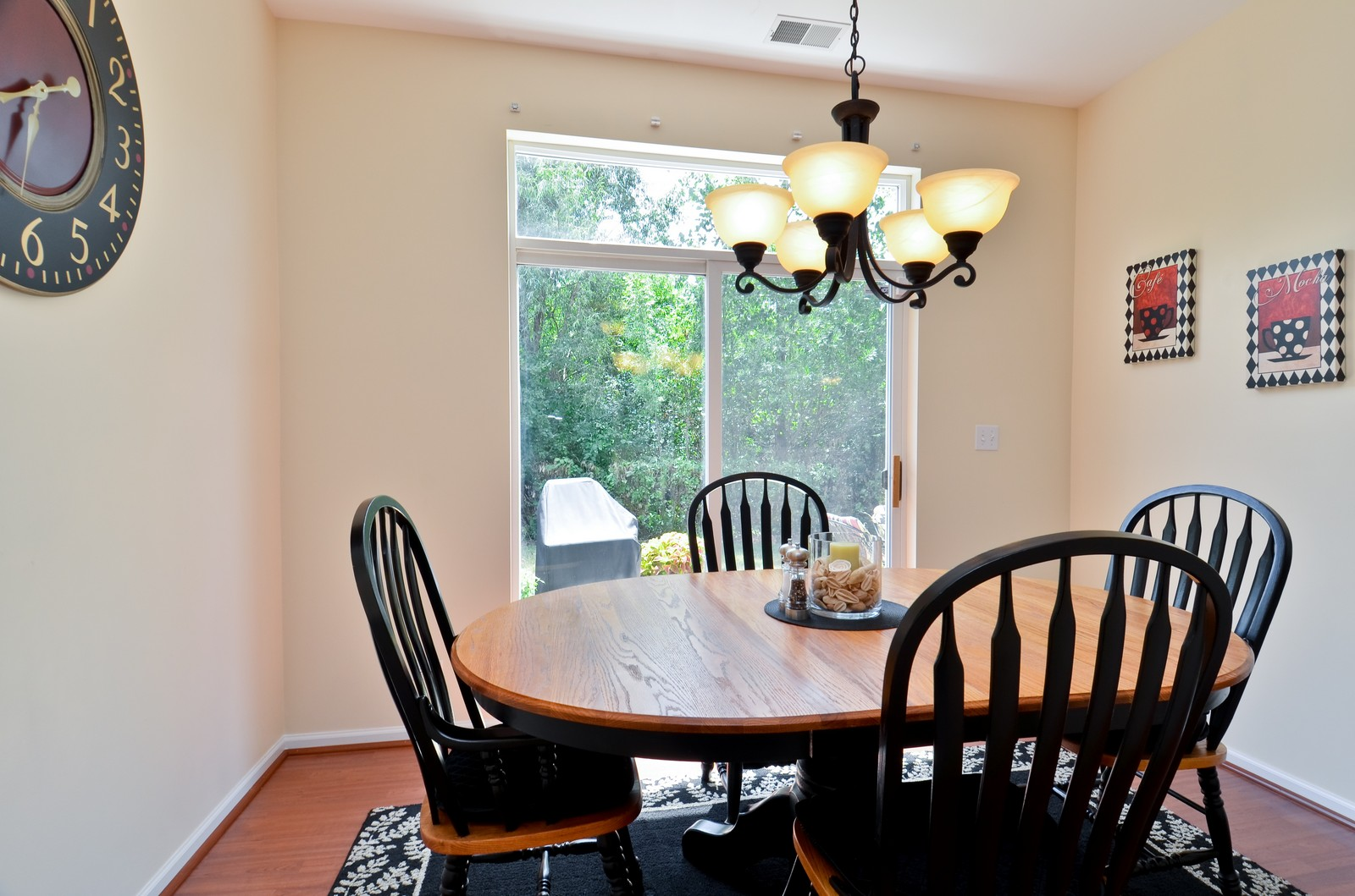Real Estate Photography - 3025 Pleasant Plains Drive, St. Charles, IL, 60175 - Dining Room