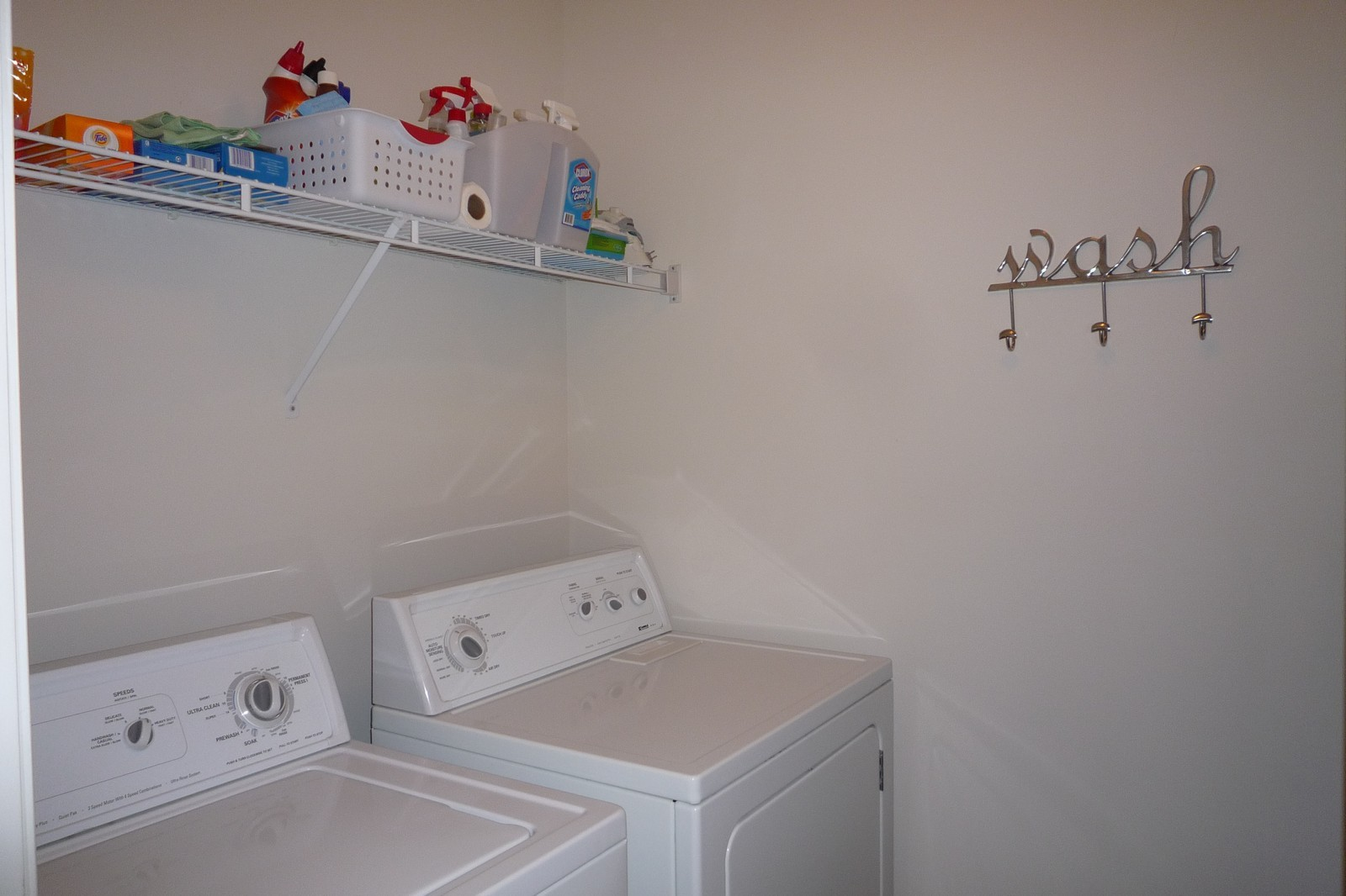 Real Estate Photography - 3025 Pleasant Plains Drive, St. Charles, IL, 60175 - Laundry Room