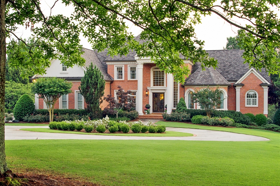 Real Estate Photography - 2680 Sugarloaf Club, Duluth, GA, 30097 - Front View