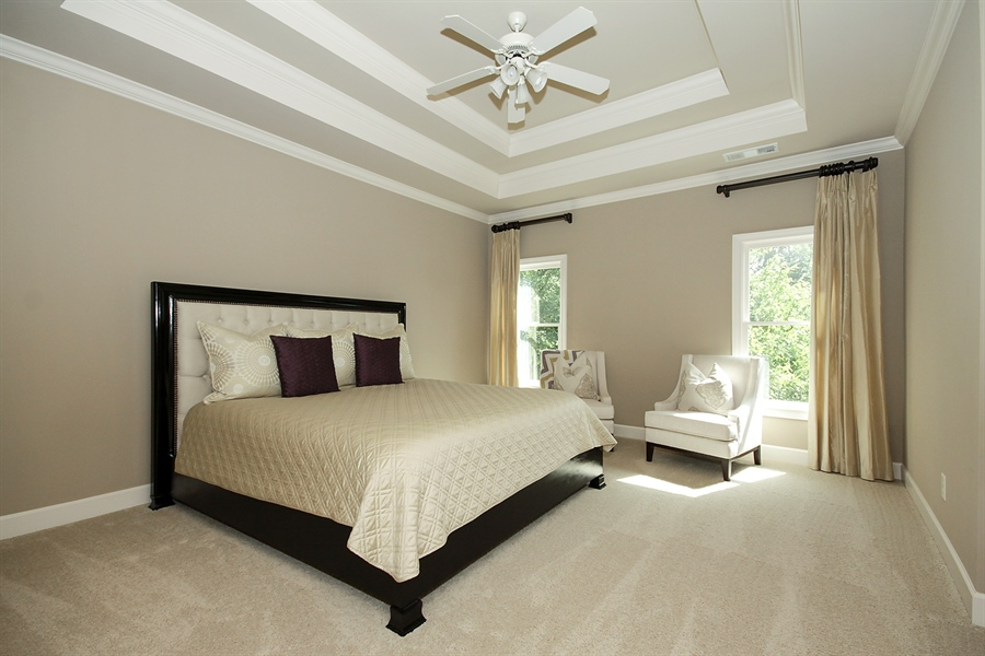 Real Estate Photography - 2853 Thurleston Lane, Duluth, GA, 30097 - 2nd Bedroom